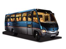 قطاعات المطاط الخاصة بالحافلات